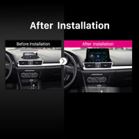 Mazda 3 Android Head Unit Replacement