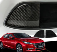 Mazda 3 14-19 Lower Front Grill Small Triangle Cover