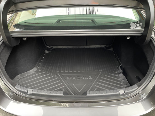 Mazda 3 2020 All-Weather Trunk Tray