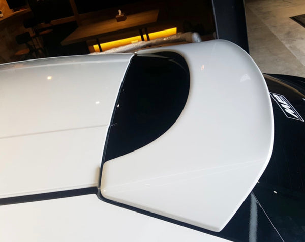 Mazda 3 2020 Hatchback Rear Spoiler