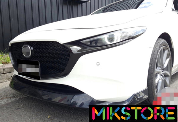 Mazda 3 2020 Hatchback Front Lip