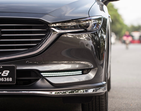 CX5 CX8 DRL with Rear LED Reflector