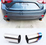 Exhaust tip for Mazda 3 6 CX3 CX5 CX9