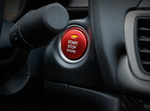 Push start button cover for Mazda Skyactiv