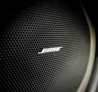 BOSE Metal Speaker Logo 1pc