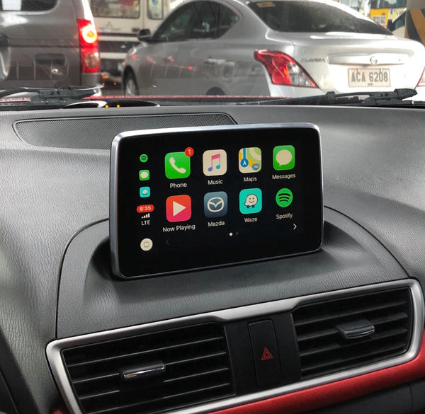Mazda Skyactiv Apple CarPlay / Android Auto Kit