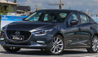 Mazda 3 2017+ DRL + LED turn signal streaming