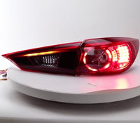LED tail lights assembly for Mazda 3 Sedan 14-19