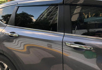 CRV door handle chrome and bowl