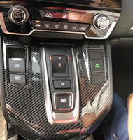 CRV Transmission panel wood carbon fiber