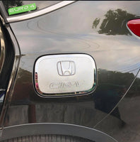 CRV gas tank cover chrome
