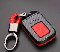 CRV HRV carbon fiber key shell case