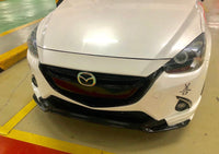 Mazda 2, 3 Crystal Front Grill Logo