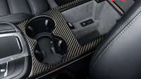 Porsche Macan Carbon fiber interior trims