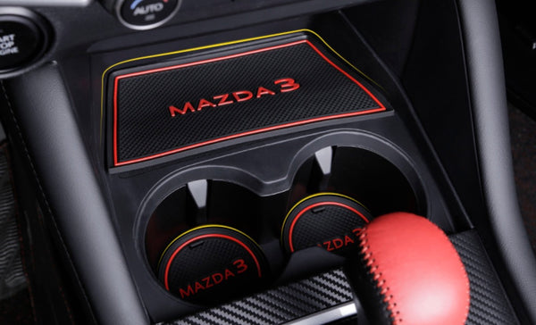 Mazda 3 2020 pocket matting anti slip