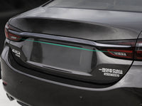 Mazda 6 2020 Rear Trunk Black Cover