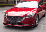 Mazda 6 2020 Front lip piano black