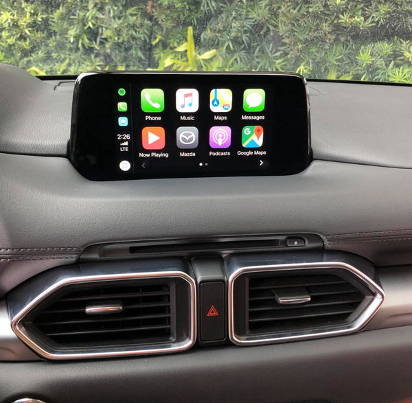 Mazda Apple CarPlay / Android Auto Kit