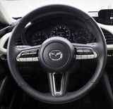 Mazda Steering Wheel Engine Start Stop Button