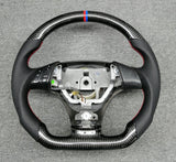 Carbon fiber steering wheel assembly for Mazda 2 3 6 CX3 CX5 CX9 MX5