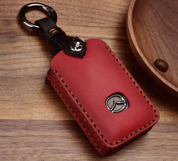 Mazda 3 2020 CX30 Premium Leather Key Cover