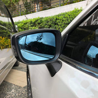 Side mirror blue lens for Mazda 2 3 6 CX3 CX5