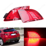 Mazda 3 6 Rear LED Reflector