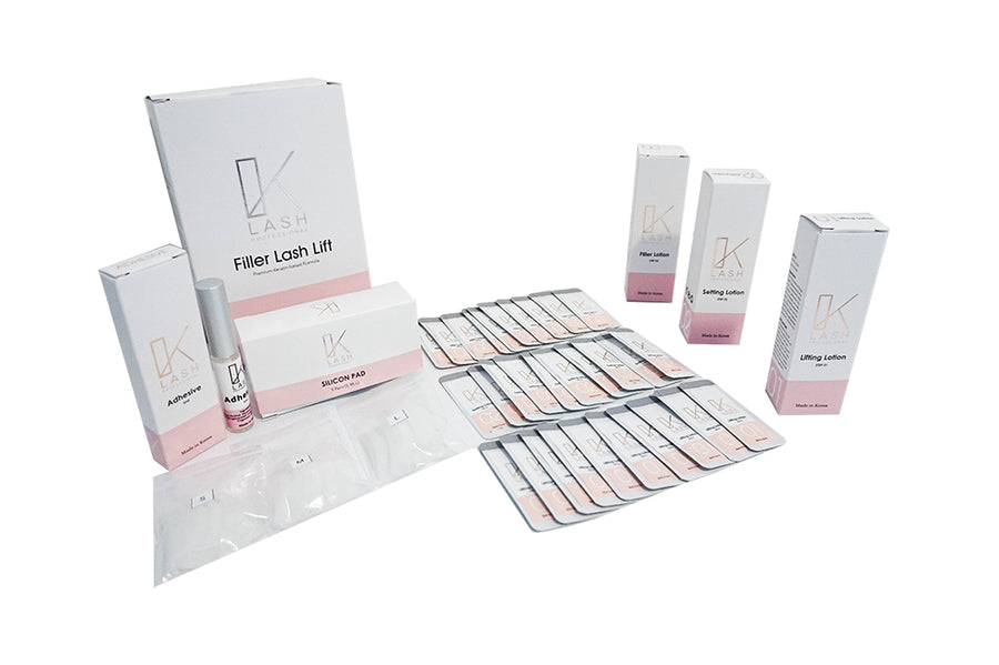 K LASH PRO Filler Lash Lift Kit