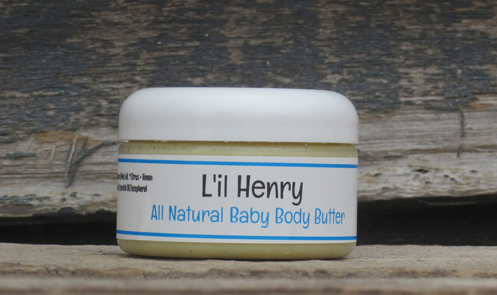 L'il Henry Baby Body Butter