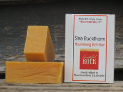 Sea Buckthorn Nourishing Bath Bar