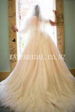 Beading Lace Illusion Scalloped Edge Neck Cap Sleeves Open Back Plus Size Wedding Dress