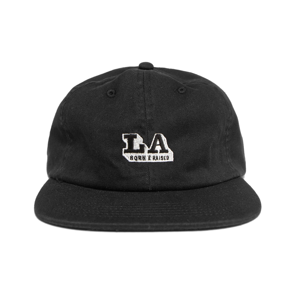 LOS ANGELES EXPRESS STRAPBACK: BLACK