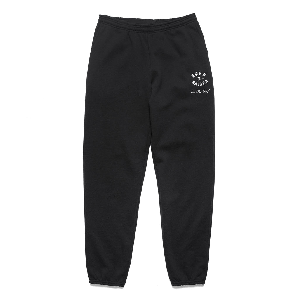 SHERM SWEATS: BLACK