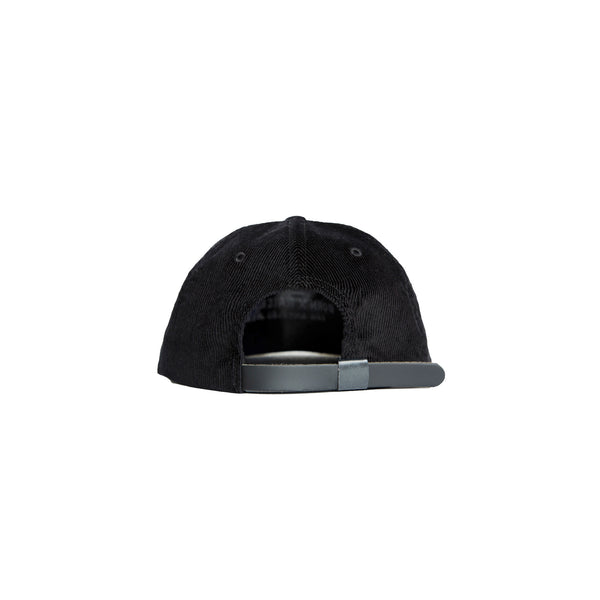 CORPORATE STRAPBACK: BLACK
