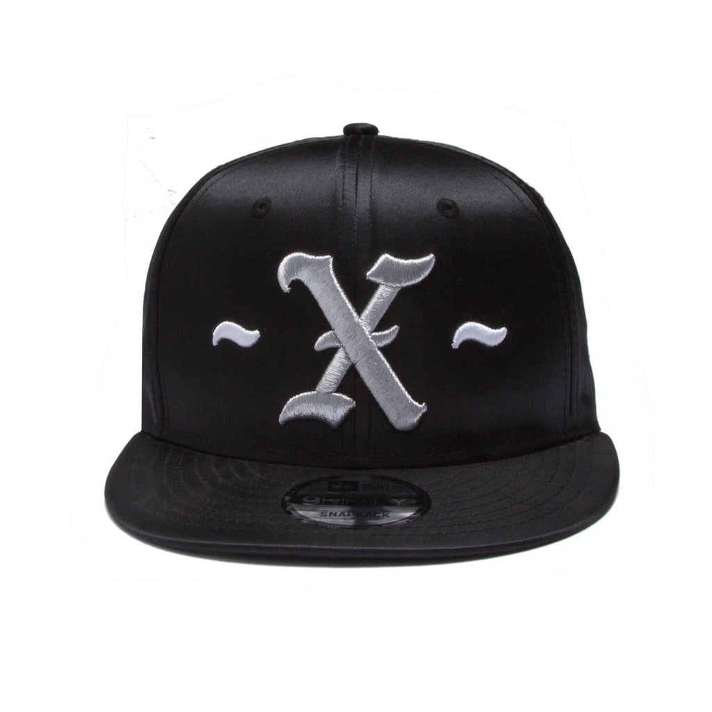 "BORN X RAISED ""WITH THE X'TRAS"" SNAP BACK HAT"