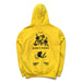 PURE OF HEART HOODY: MUSTARD YELLOW