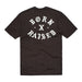 SNOOTY FOX T-SHIRT: BROWN