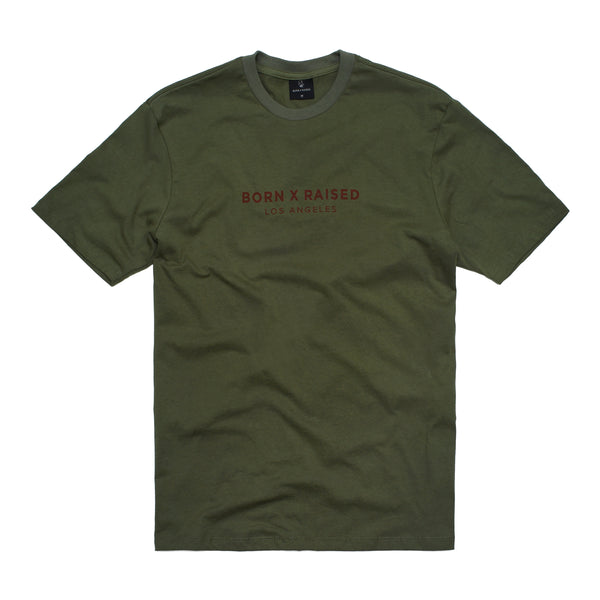 CORPORATE T-SHIRT: ARMY