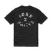 SNOOTY FOX T-SHIRT: BLACK