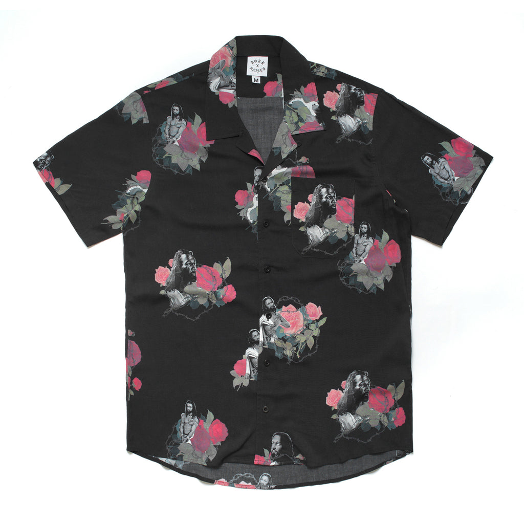 JAY HOVA BUTTON UP SHIRT