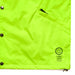 WIREFRAME COACH JACKET: NEON GREEN