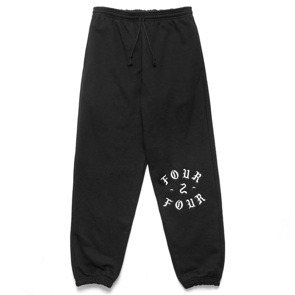 PUEBLO SWEATS: BLACK