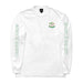 HEAT SEEKER L/S T-SHIRT: WHITE