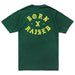 ROCKER T-SHIRT: GREEN