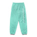 BXR GRADIENT SWEATS: PASTEL AQUA