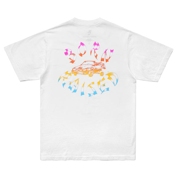 WESTSIDE SWAYZE T-SHIRT: WHITE