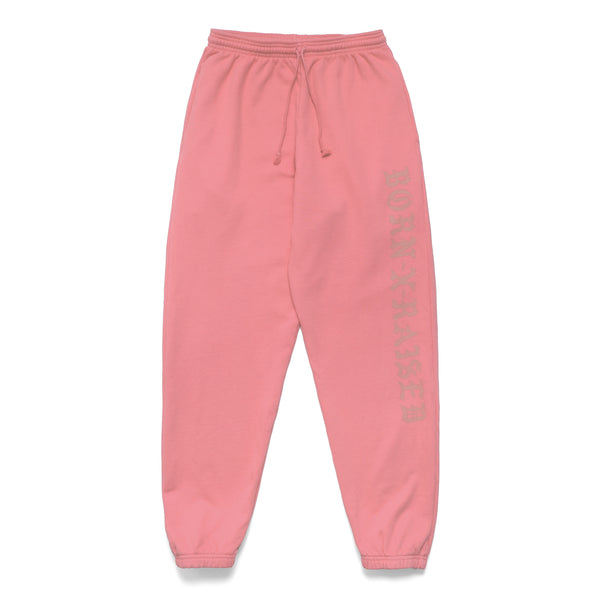 BXR TONAL PRINT SWEATS: DUSTY ROSE