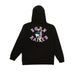 KAWAII COMPA HOODY: BLACK