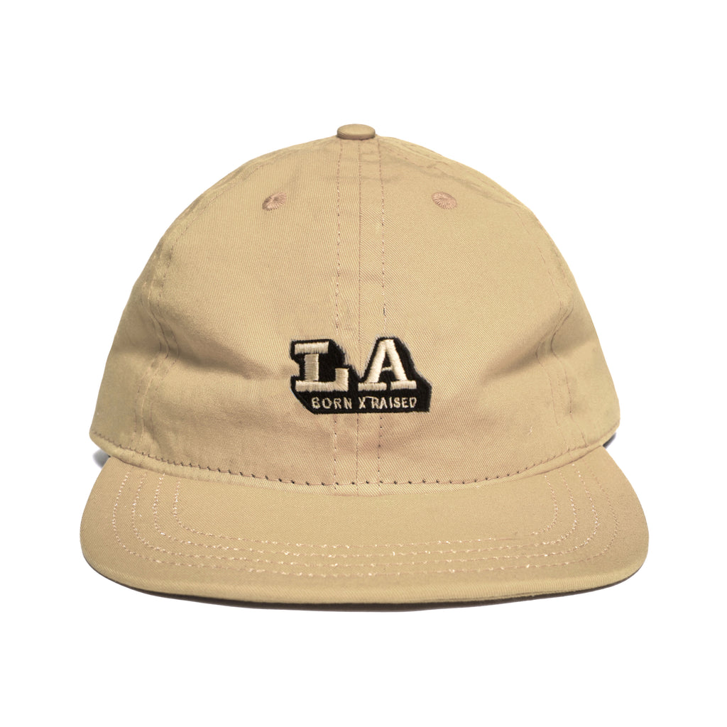 LOS ANGELES EXPRESS STRAPBACK: KHAKI