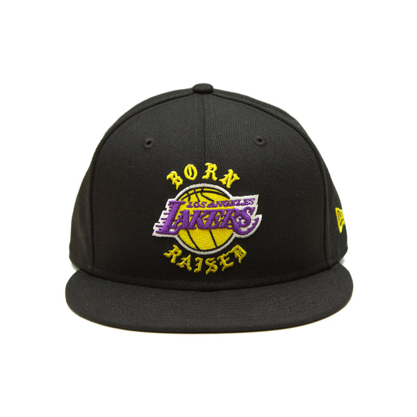 BXR / NEW ERA LAKERS YOUTH SNAP BACK